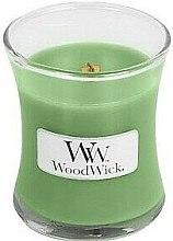 Парфюмерия и Козметика Ароматна свещ в чаша - WoodWick Candle Hemp And Ivy
