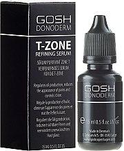Парфюми, Парфюмерия, козметика Серум за лице контрол и свежест за T-Zone - Gosh Donoderm Donoderm T-Zone Refining Serum