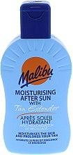 Парфюмерия и Козметика Хидратиращ лосион за след слънчеви бани - Malibu Moisturising Aftersun With Tan Extender