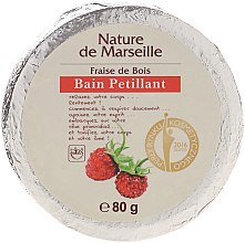 Парфюми, Парфюмерия, козметика Бомбичка с аромат на ягода - Nature de Marseille Strawberries