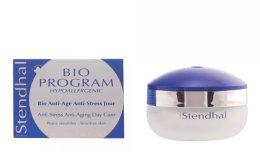 Парфюмерия и Козметика Дневен крем за лице - Stendhal Bio Program Bio Anti-Age Anti-Stress Jour