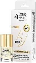 Парфюмерия и Козметика Серум за нокти - Long4Lashes Intensive Strenghtening Nail Serum