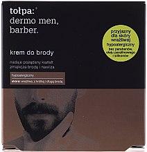 Парфюмерия и Козметика Крем за брада - Tolpa Dermo Men Barber Cream