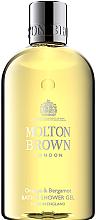 Парфюмерия и Козметика Molton Brown Orange & Bergamot Bath & Shower Gel - Душ гел