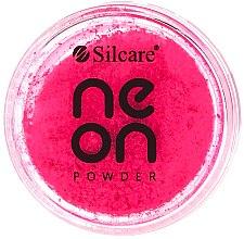 Парфюмерия и Козметика Пудра за нокти - Silcare Neon Powder