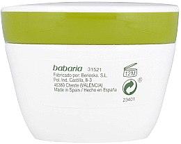 Парфюми, Парфюмерия, козметика Хидратиращ нощен крем за лице - Babaria Anti-Wrinkle Night Cream With Olive Oil