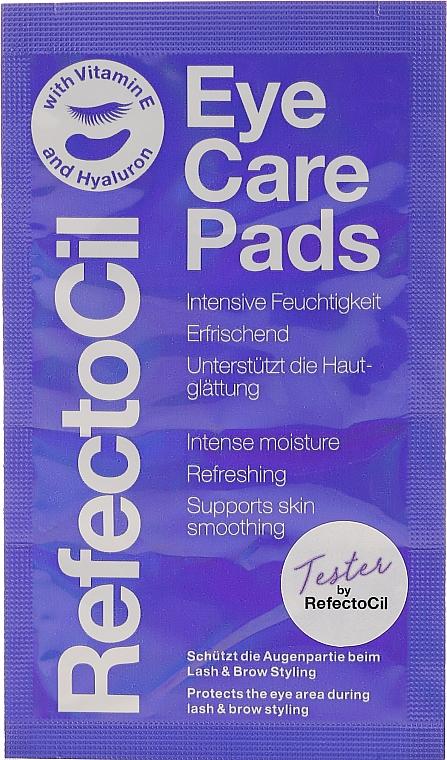 Пачове за очи - RefectoCil Eye Care Pads (тестер) — снимка N2