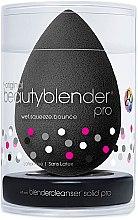 Парфюми, Парфюмерия, козметика Комплект - Beautyblender Pro (гъба за грим/1бр + сапун/1бр)