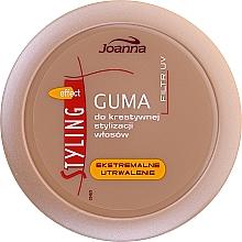 Парфюмерия и Козметика Стилизираща гума за коса - Joanna Styling Effect Creative Hair Styling Gum Extreme Fixation
