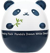 Парфюмерия и Козметика Избелваща нощна маска за лице - Tony Moly Panda's Dream White Sleeping Pack