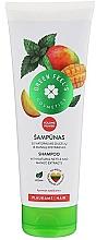 Парфюмерия и Козметика Шампоан за коса с манго и коприва - Green Feel's Shampoo