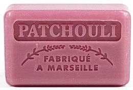 Парфюмерия и Козметика Марсилски сапун - Foufour Savonnette Marseillaise Patchouli