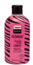Парфюми, Парфюмерия, козметика Гел за душ - Aquolina Fashion Bath Shower Gel Trendy Pink