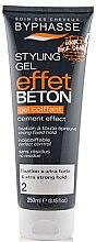 Парфюми, Парфюмерия, козметика Гел за коса със силна фиксация - Byphasse Cement Coiffant Styling Gel