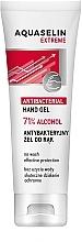 Парфюмерия и Козметика Антибактериален гел за ръце, в тубичка - AA Aquaselin Extreme 71% Antibacterial Hand Gel Protect