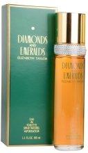 Парфюмерия и Козметика Elizabeth Taylor Diamonds&Emeralds - Тоалетна вода