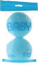 Парфюми, Парфюмерия, козметика Комплект гъби за баня - Suavipiel Baby Soft Sponge