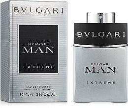 Bvlgari Man Extreme - Тоалетна вода — снимка N1