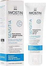 Парфюми, Парфюмерия, козметика Крем за лице - Iwostin Sensitia Wind and Cold Protection Cream With Lipids SPF 15