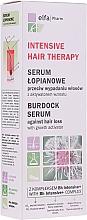 Парфюмерия и Козметика Серум против косопад с репей - Elfa Pharm Burdock Serum