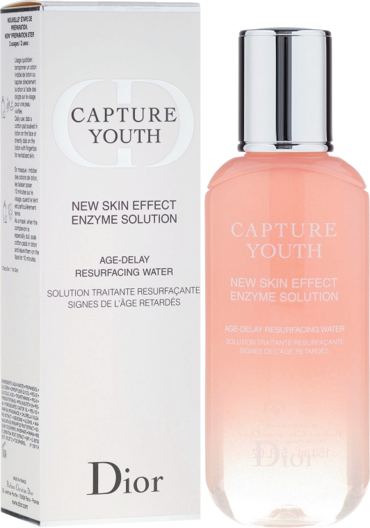 Ензимен обновяващ лосион за лице - Dior Capture Youth New Skin Effect Enzyme Solution