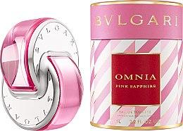 Парфюми, Парфюмерия, козметика Bvlgari Omnia Pink Sapphire Candyshop - Тоалетна вода