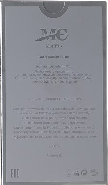Christopher Dark MAYbe Le Parfum - Парфюмна вода — снимка N3