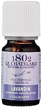 """Парфюмерия и Козметика Етерично масло """"Лавандин"""" - Le Chatelard 1802 Essential Oil Lavandin Lavandula Hybrida"""