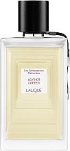Парфюмерия и Козметика Lalique Leather Copper - Парфюмна вода