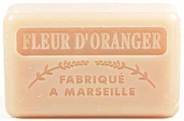 "Парфюмерия и Козметика Марсилски сапун ""Портокал цвят"" - Foufour Savonnette Marseillaise"
