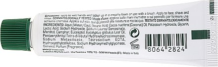 Крем за бръснене с екстракт от евкалипт и ментол - Proraso Green Line Refreshing Shaving Cream (мини) — снимка N2