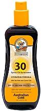 Парфюмерия и Козметика Слънцезащитен спрей - Australian Gold Spray Oil Hydrating Formula SPF30