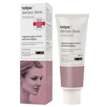 Парфюми, Парфюмерия, козметика Регенериращ крем за лице - Tolpa Dermo Face Rosacal Face Cream