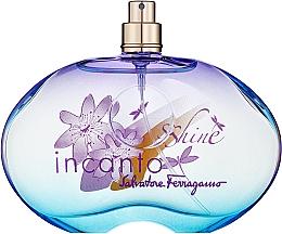 Парфюмерия и Козметика Salvatore Ferragamo Incanto Shine - Тоалетна вода (тестер без капачка)