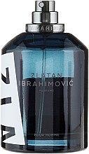Парфюмерия и Козметика Zlatan Ibrahimovic Zlatan Pour Homme - Тоалетна вода (тестер без капачка)