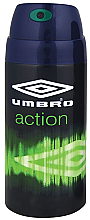 Парфюми, Парфюмерия, козметика Umbro Action - Дезодорант спрей