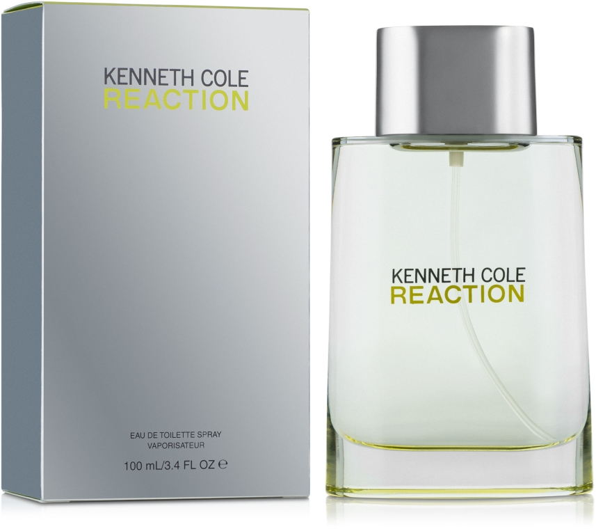 Kenneth Cole Reaction for him - Тоалетна вода — снимка N2