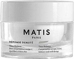 Парфюми, Парфюмерия, козметика Крем за лице против стареене - Matis Reponse Densite Time-Balance