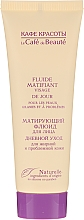 """Матиращ флуид за лице """"Дневна грижа"""" за мазна и проблемна кожа - Le Cafe de Beaute Matting Fluid — снимка N2"""