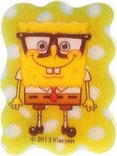"Парфюми, Парфюмерия, козметика Гъба за баня ""Спондж Боб"", Спондж Боб с очила - Suavipiel Sponge Bob Bath Sponge"