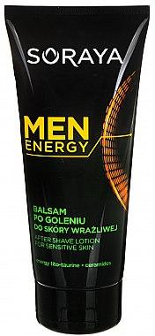 Балсам за след бръснене при чувствителна кожа - Men Energy After Shave Balm For Sensitive Skin — снимка N1