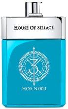 Парфюми, Парфюмерия, козметика House of Sillage HoS N.003 - Парфюмна вода