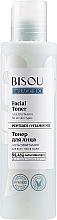 Парфюмерия и Козметика Мултивитаминен тонер за лице - Bisou AntiAge Bio Facial Toner
