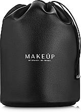 Парфюмерия и Козметика Козметична чанта, черна Allbeauty - Makeup