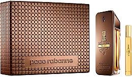 Парфюми, Парфюмерия, козметика Paco Rabanne 1 Million Prive - Комплект парфюмна вода (edp/100ml + edp/10ml)