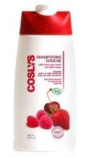 Парфюмерия и Козметика Органичен шампоан за коса и тяло с горски плодове, без сапун - Coslys Body Care Body And Hair Shampoo With Red Berries