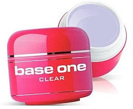 Парфюми, Парфюмерия, козметика Гел за нокти, безцветен - Silcare Base One Clear
