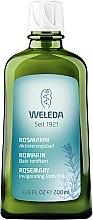 Парфюмерия и Козметика Мляко за вана с розмарин - Weleda Invigorating Bath Milk