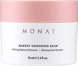 Парфюмерия и Козметика Балсам за премахване на грим - Monat Makeup Vanishing Balm Melting Makeup Remover