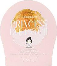 Парфюмерия и Козметика Хидрогелни пачове за очи - Kocostar Princess Eye Patch